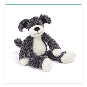 Rare Retired Jellycat Pootlie Pup